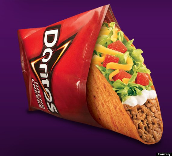 Advertised Taco Bell